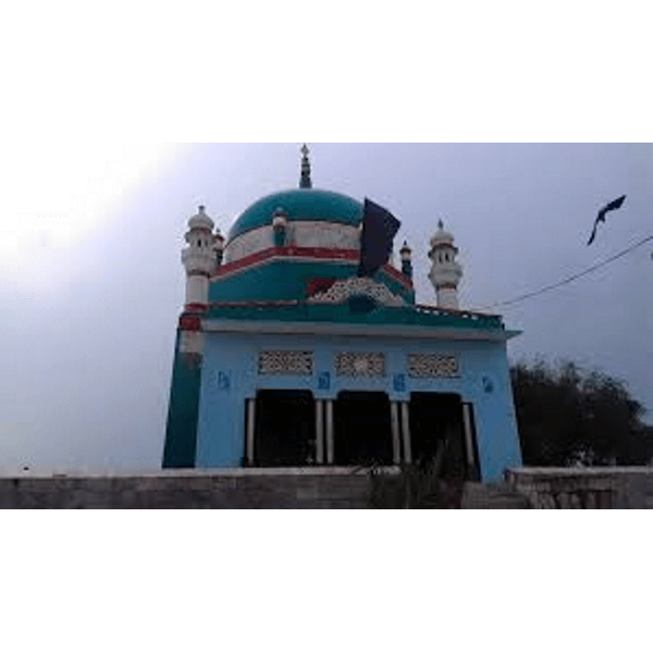 The mausoleum of Pir Hasan Kabiruddin, Pakistan