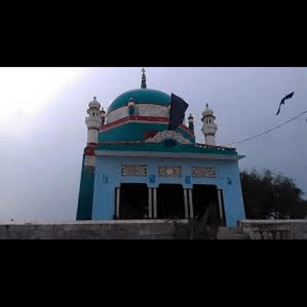 The mausoleum of Pir Hasan Kabiruddin, Pakistan